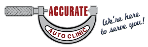 Accurate Auto Clinic Logo
